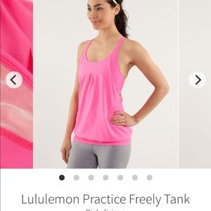 lululemon athletica Tops - Lululemon Tank with Built in Bra